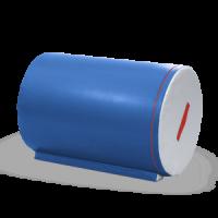Methodical cylinder with fixation