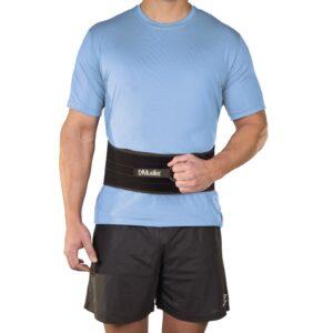 Suporte lombar e abdominal