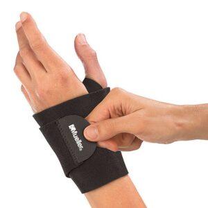 Suporte envolvente de pulso