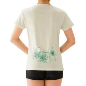 T-Shirt Luminosa Ginástica Rítmica Chacott