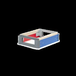 Secção intermédia extra para caixa de saltos