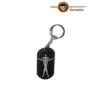 Porta-chaves acrobática par