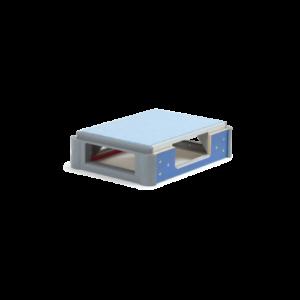 Secção intermédia separada para caixa de saltos