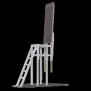 Plataforma de Treino para argolas