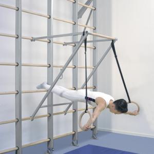 Suporte de barras de parede